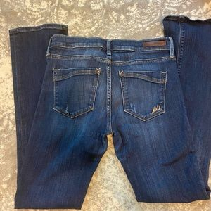 Express Boot Jeans size 4r